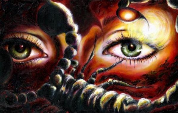 Психологическая характеристика Лунного Скорпиона. Изображения зодиака