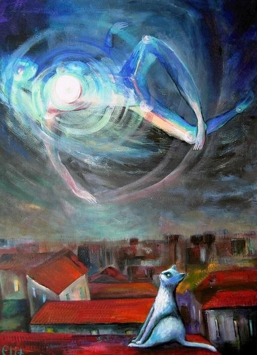 Иллюстрация к статье про Черную Луну в Деве