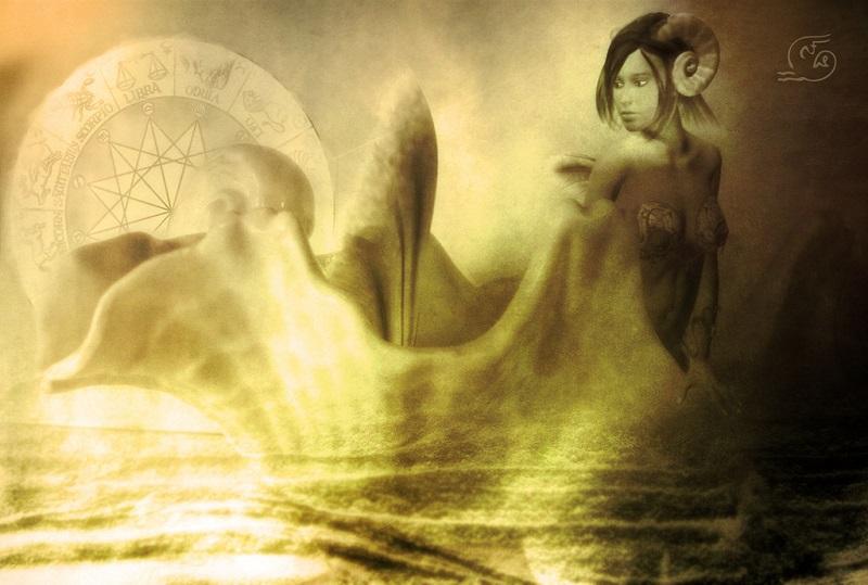 Психологическая характеристика Лунного Козерога. Изображения зодиака
