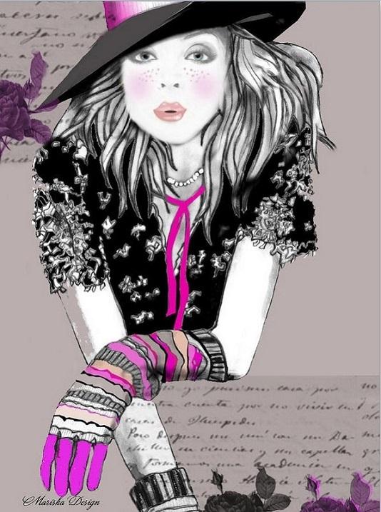 Иллюстрация к статье про демонов Лилит
